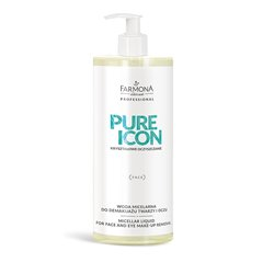 Pure Icone Micellar liquid for face and eye make up remover