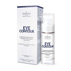 Dermosmoothing triple active eye cream 30ml