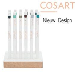 Display Cosart Eyeliners