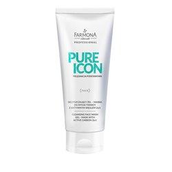Cleansing face wash gel - mask